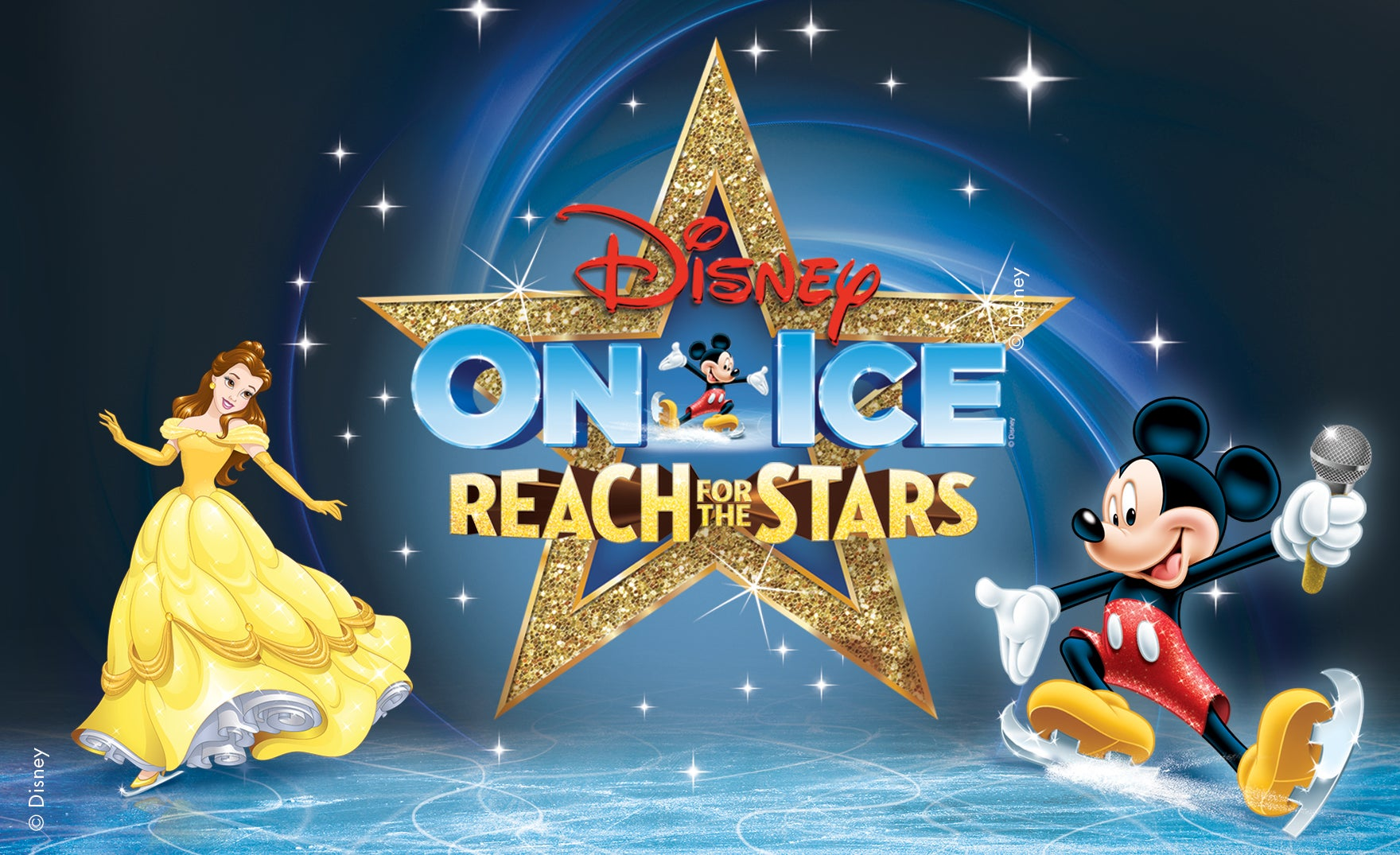Disney on Ice Presents: Reach for the Stars