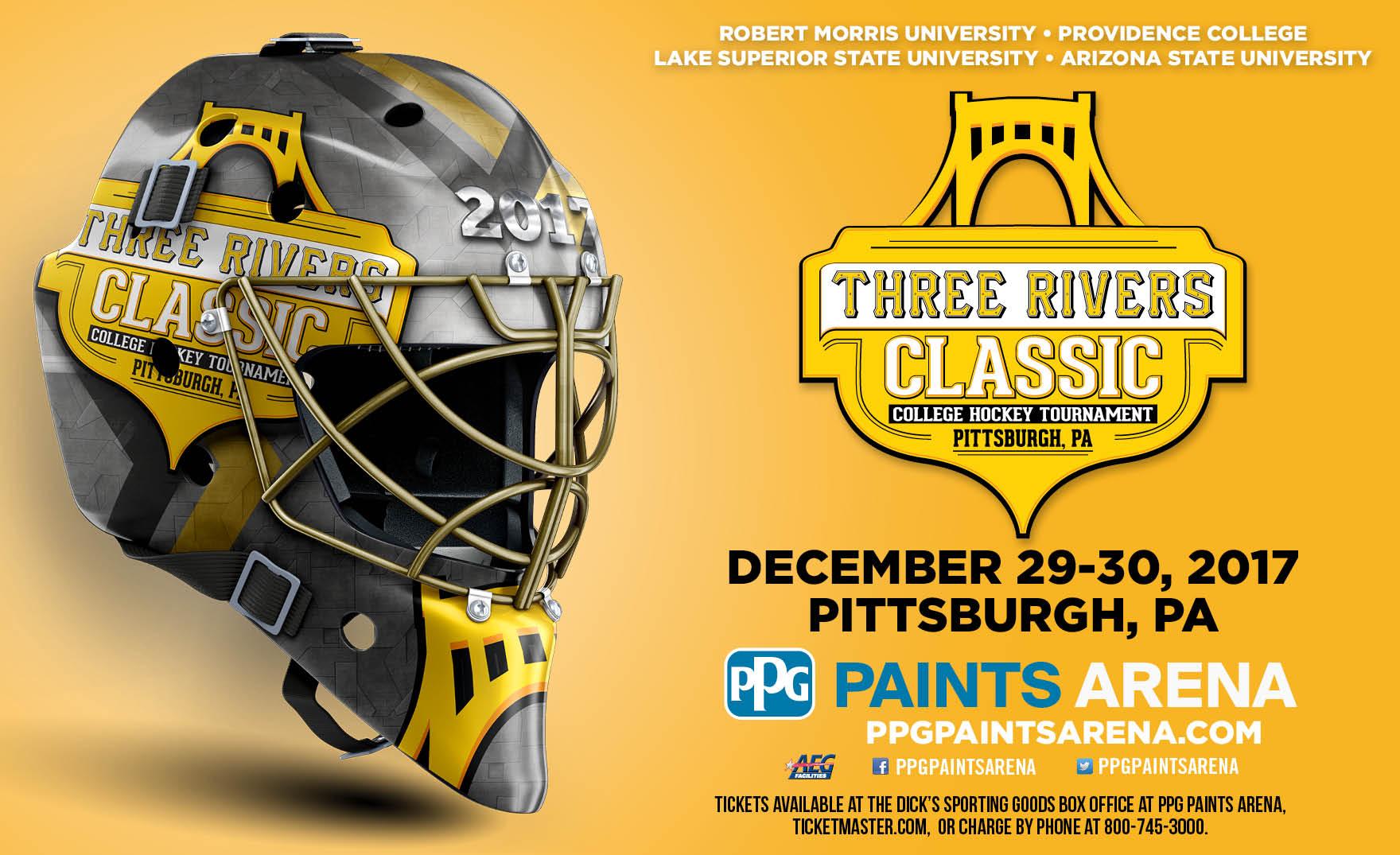 Three Rivers Classic: Men's College Hockey Tournament