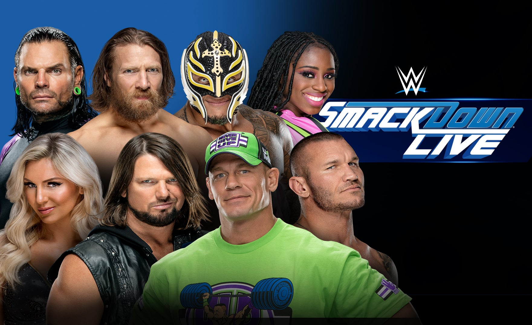 More Info for WWE Smackdown Live!