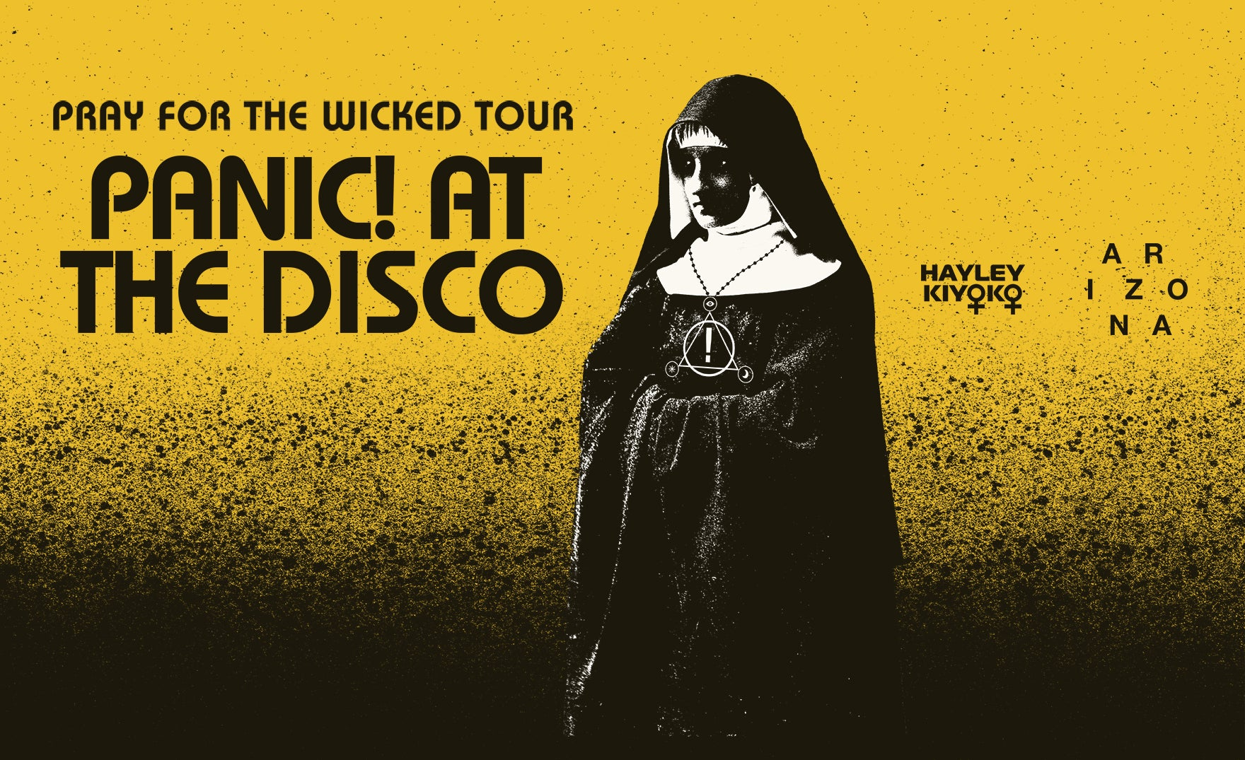 More Info for Panic! At The Disco: Pray For The Wicked Tour