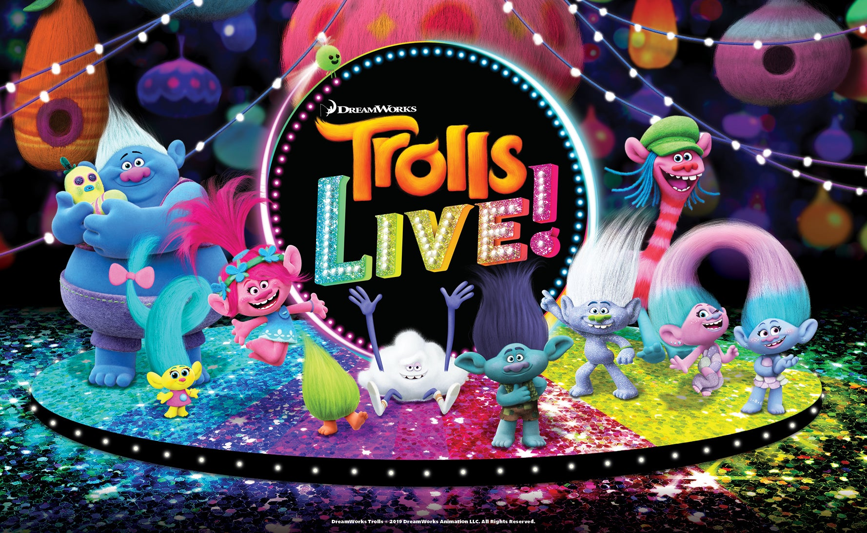 Trolls Live - Cancelled