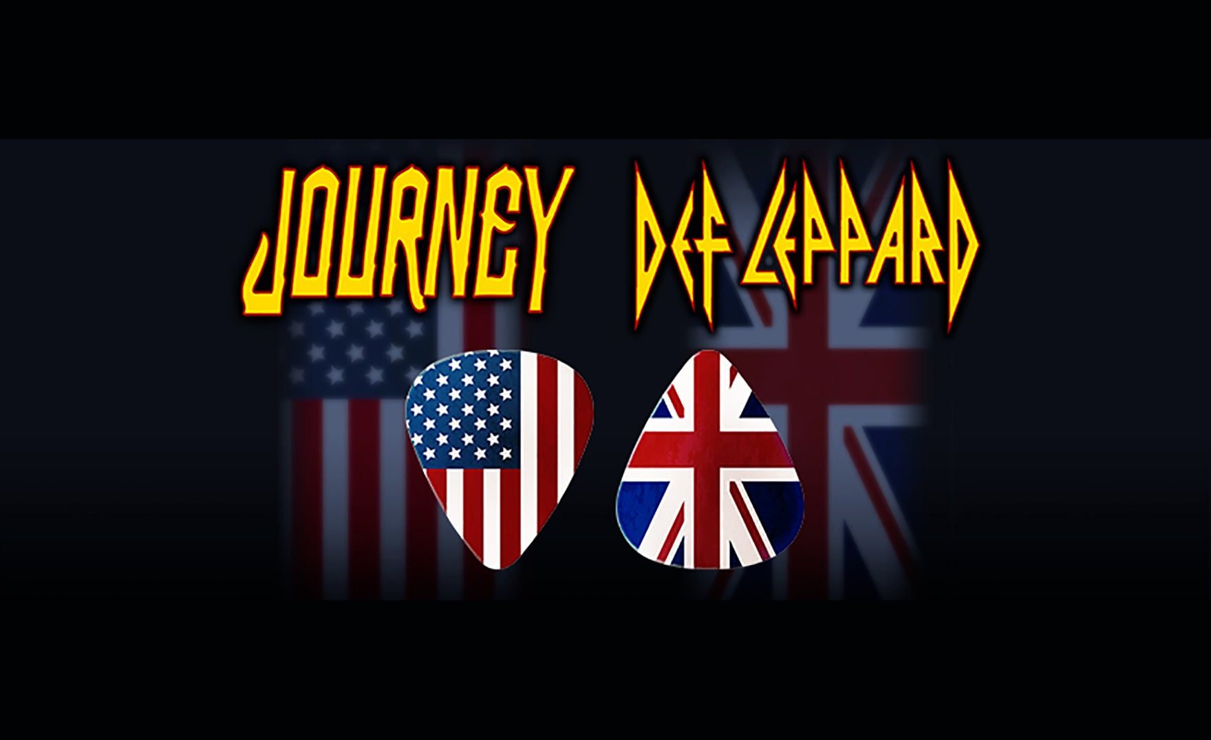 Journey Amp Def Leppard Ppg Paints Arena