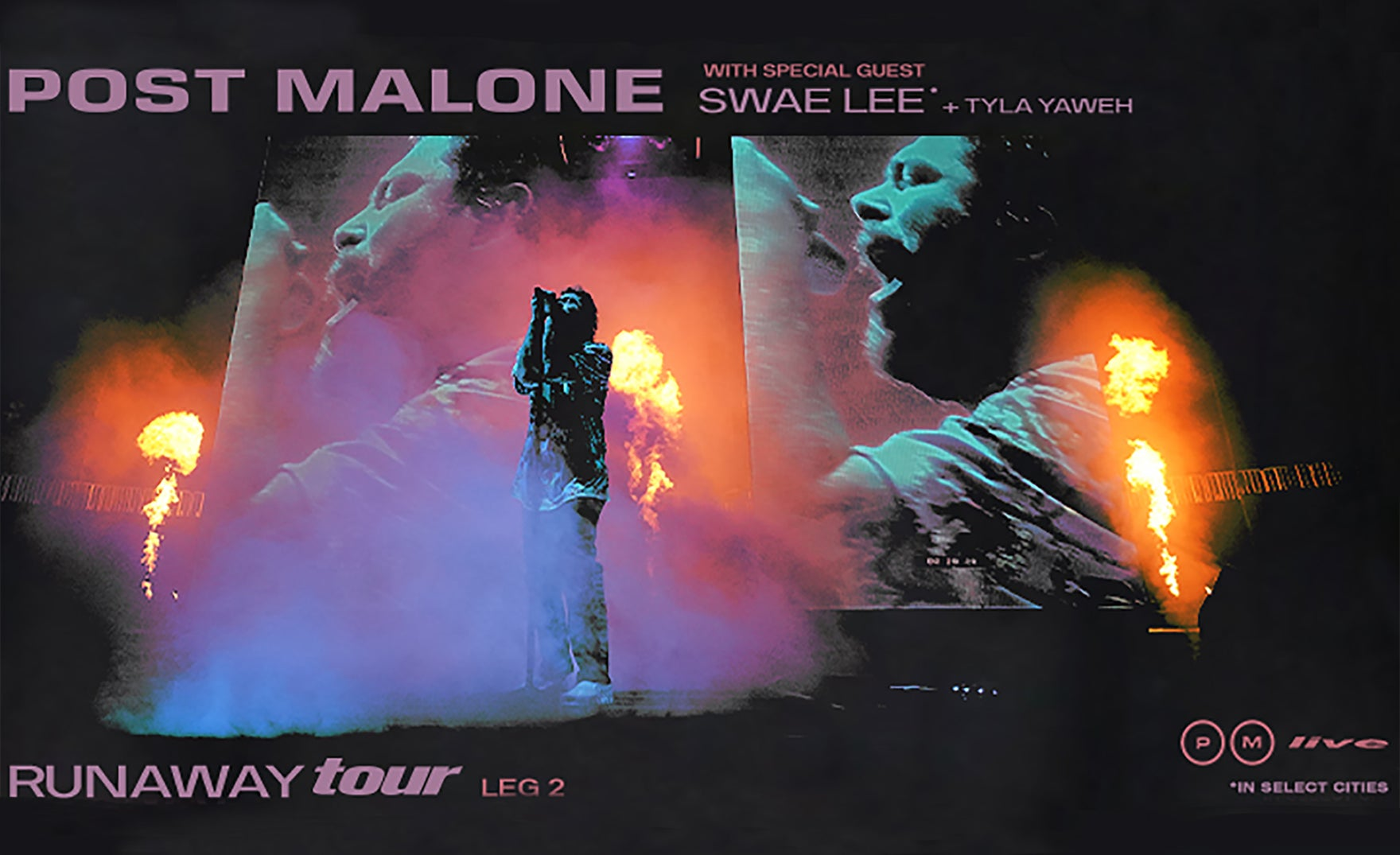 More Info for Post Malone - Runaway Tour