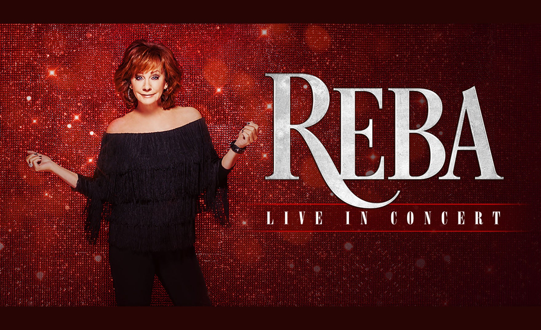 Reba Live In Concert - Rescheduled for 7-16-20