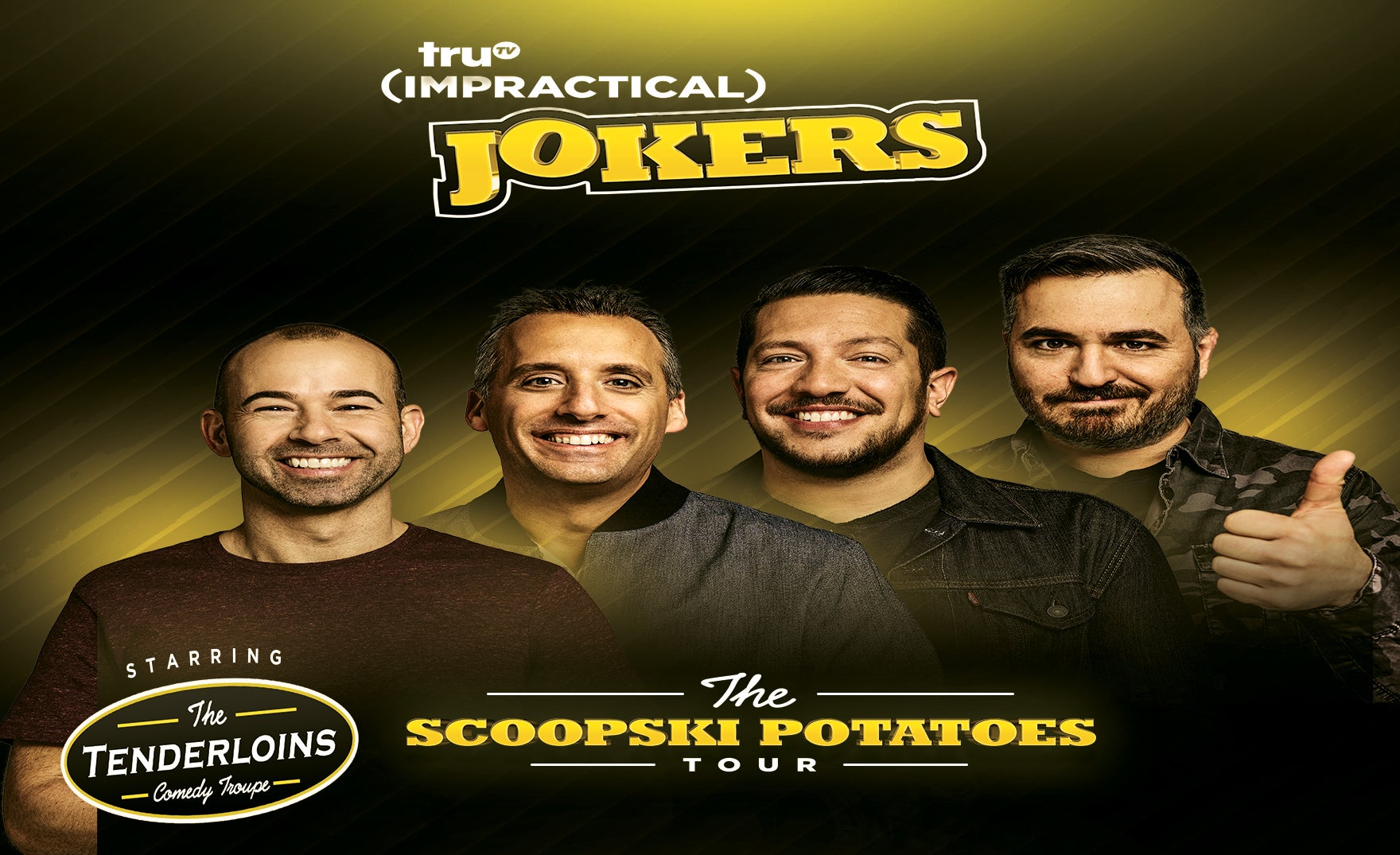 More Info for truTV Impractical Jokers