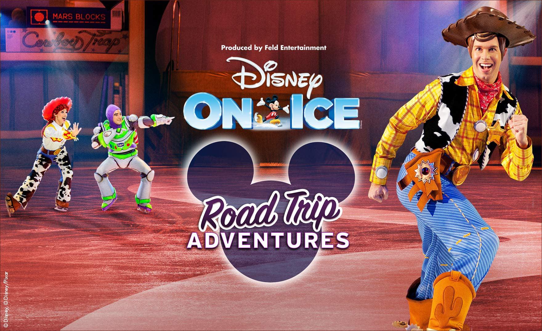 Disney on Ice: Road Trip Adventures