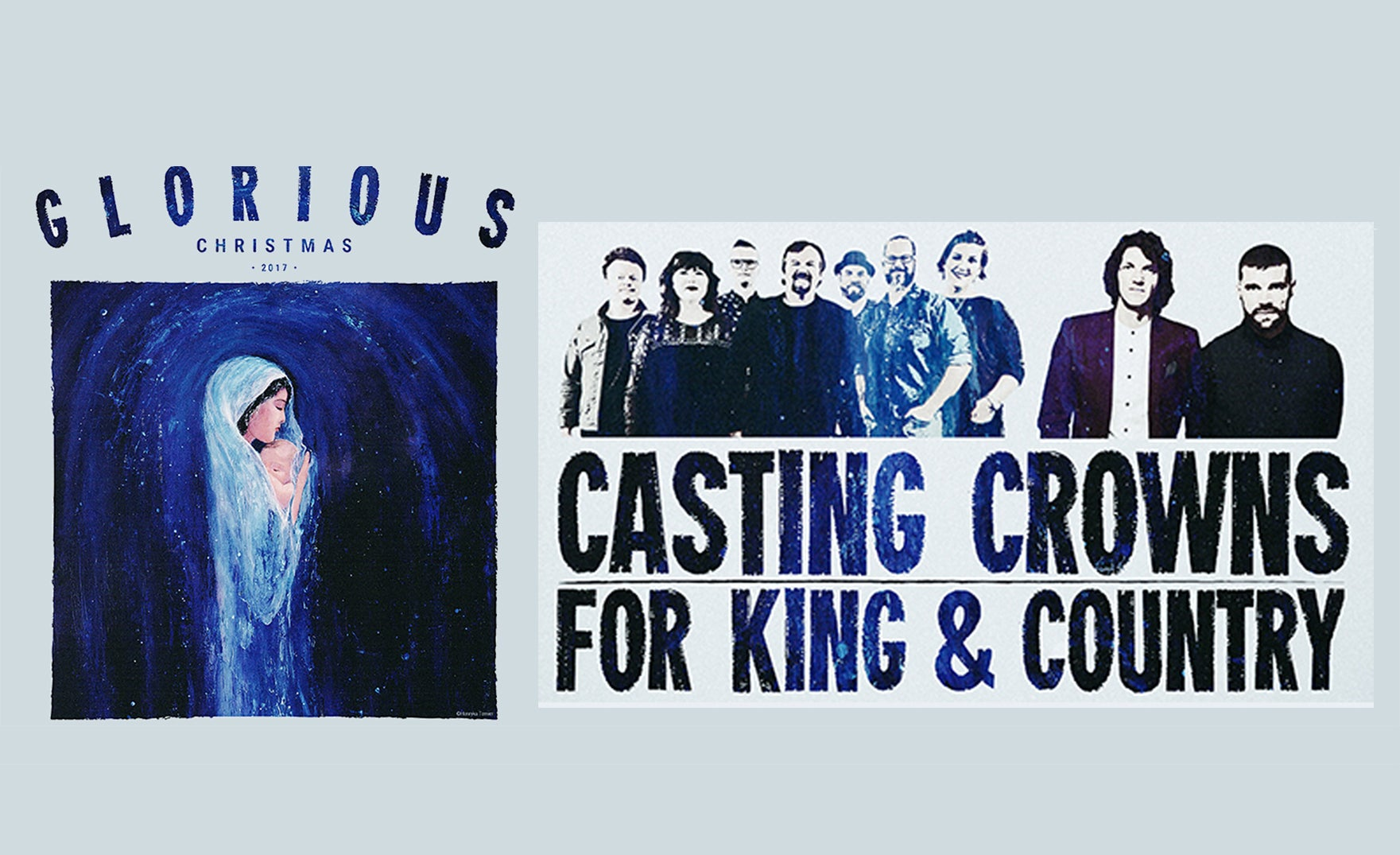 Casting Crowns and For King & Country