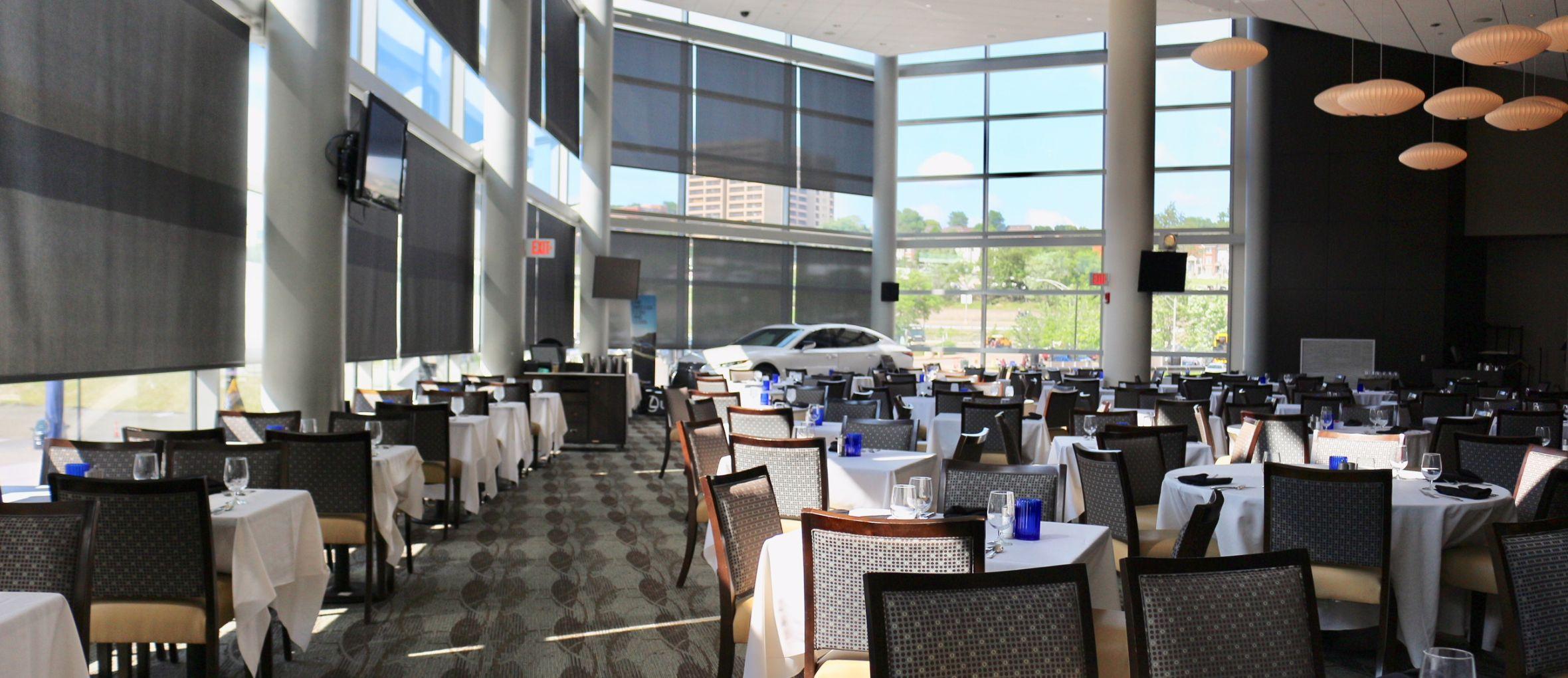 Lexus Club Ppg Paints Arena