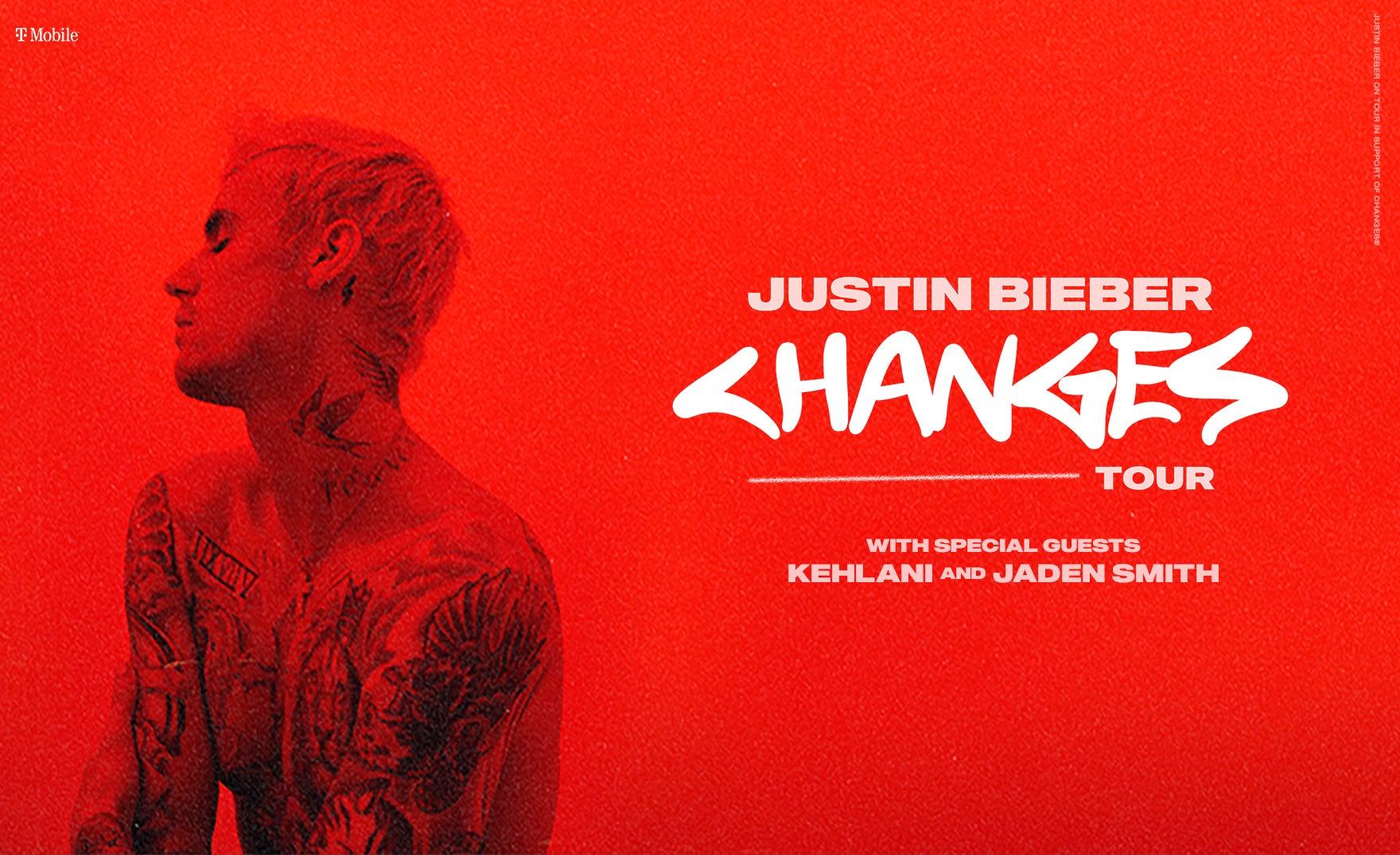 More Info for Justin Bieber - Postponed