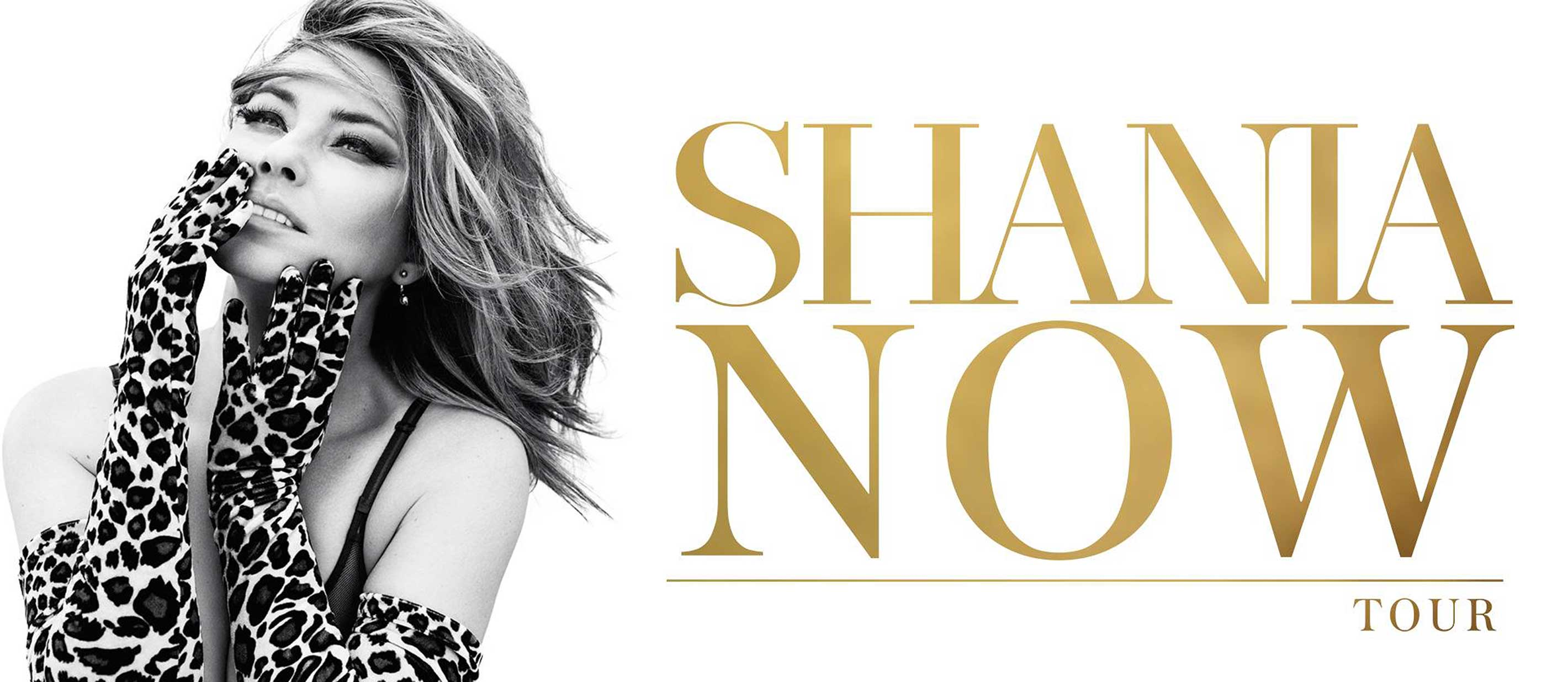More Info for Shania Twain: Now Tour