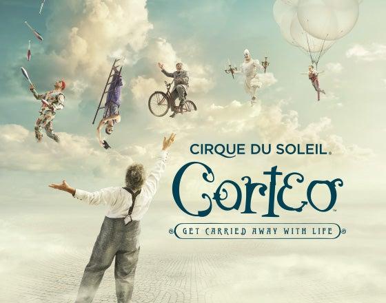 More Info for Cirque du Soleil: Corteo