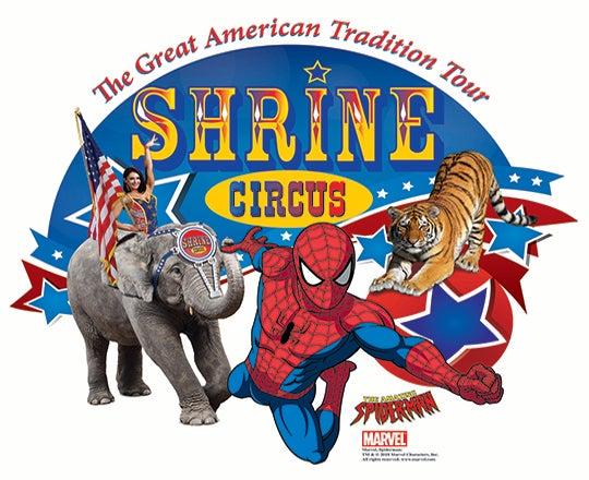More Info for Shrine Circus