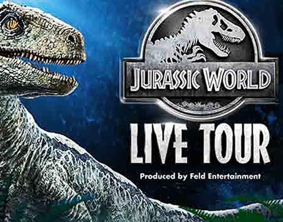 More Info for Jurassic World Live