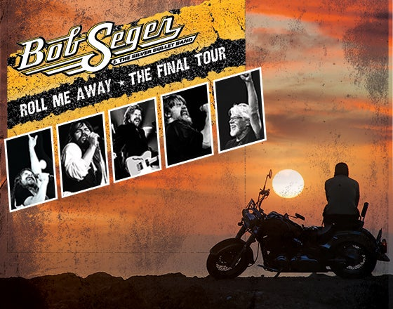 More Info for Bob Seger and the Silver Bullet Band