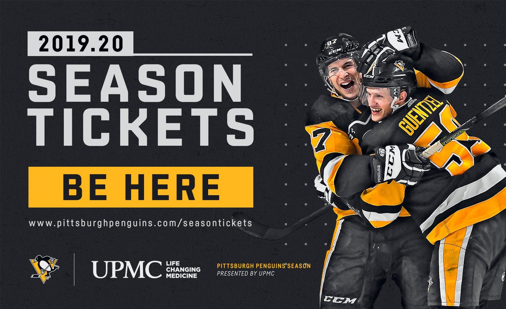 Penguins vs. Sabres