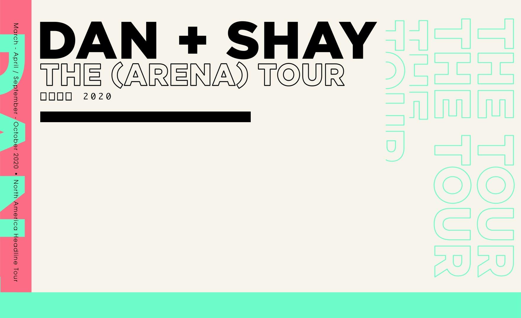 Dan + Shay - Rescheduled for 9-17-21
